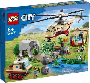 LEGO City Spasilačka operacija u divljini 60302