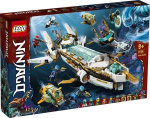 LEGO Ninjago Vodeno blago 71756