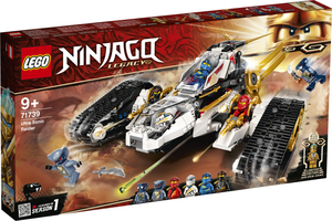LEGO Ninjago Ultrasonični napadač 71739