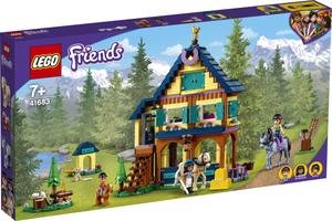 LEGO Friends Konjički klub u šumi 41683