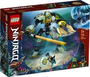 LEGO Ninjago Lloydov vodeni robot 71750