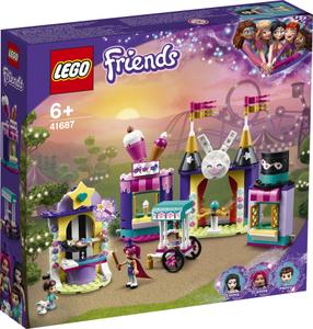 LEGO Friends Magični štandovi na sajmu 41687