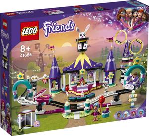 LEGO Friends Magična vožnja na sajmu 41685