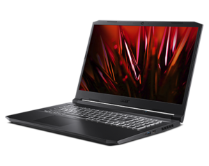 Acer Nitro 5 NH.QAREX.002, 17,3 FHD IPS 144Hz, AMD Ryzen 7 5800H, 16GB RAM, 512GB PCIe NVMe SSD, NVIDIA GeForce RTX 3060, laptop