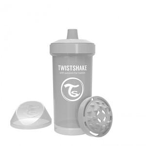 Twistshake Kid Cup 360ml 12+m Pastel Grey