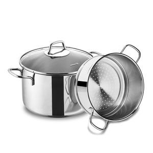KORKMAZ Perla lonac set za kuhanje na pari 3L - A1521