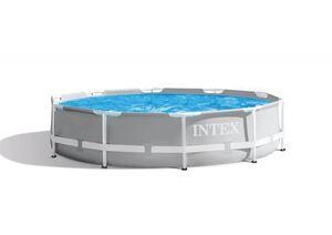INTEX PRISM FRAMETM PREMIUM montažni bazen 305 x 76 cm sa filter pumpom