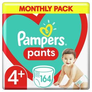 Pampers Pants pelene gaćice S4+ 164 kom