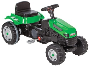 Pilsan traktor na pedale - Zeleni