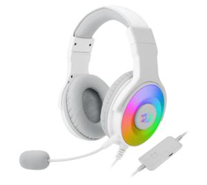 Redragon Pandora 2 H350W-RGB-1, gaming sušalice PC, bijele