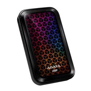 Vanjski SSD disk ADATA 1TB SE770G Black