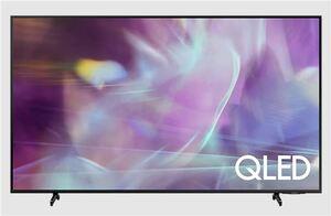 SAMSUNG QLED televizor QE50Q65AAUXXH, Quantum Processor Lite 4K, Dual LED, Smart, model 2021, sivi