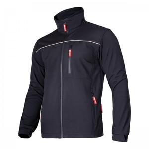 LAHTI PRO softshell jakna, crna  - L veličina