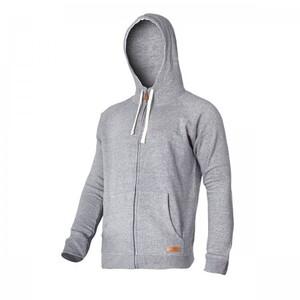LAHTI PRO jakna s patentom, 320 g/m², siva - XL veličina