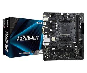 Matična ploča ASROCK A520M-HDV