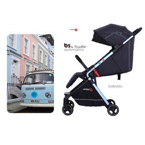 Baciuzzi BS Scatto dječja kišobran kolica Babyblu