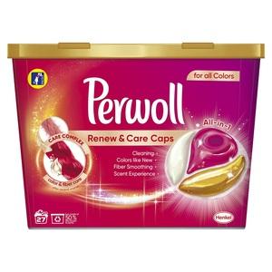 Perwoll Renew&Care caps Color 27 wl