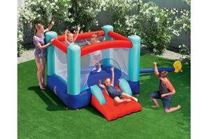 BESTWAY Igralište sa toboganom na napuhavanje 250 x 210 x 152 cm