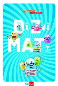 DiZzi MAT 7, radna bilježnica za sustavno rješavanje domaće zadaće za sedmi razred osnovne škole