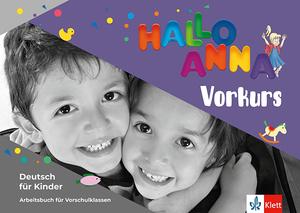 HALLO ANNA NEU VORKURS radna bilježnica iz njemačkog jezika za 1. razred Oš, 1. strani jezik