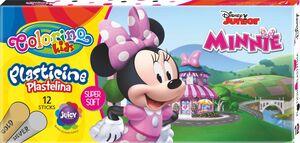 Plastelin Colorino Disney Junior Minnie, sa srebrnom i zlatnom