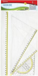 Geometrijski set veliki Optima