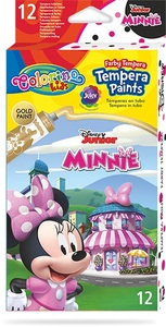 Tempere Colorino Disney Junior Minnie, u tubi