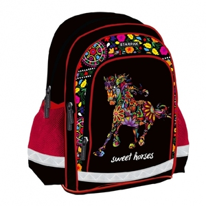 Školski ruksak anatomski STK HORSES 2