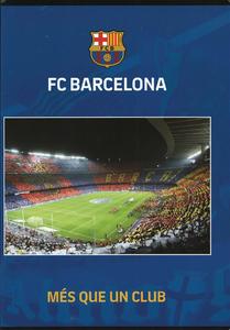 Bilježnica Barcelona, A4, kvadratići, meki uvez