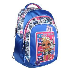 Školski ruksak anatomski LUCES LOL