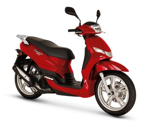 Peugeot skuter Tweet 50 4T E5 - Red