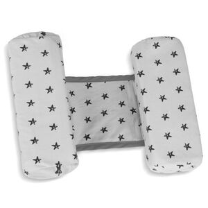 Interbaby potporni jastuk-rolica Grey