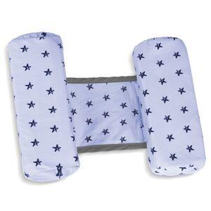 Interbaby potporni jastuk-rolica Blue
