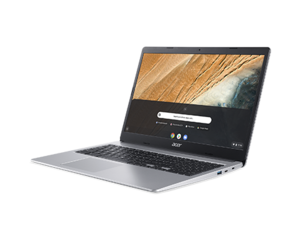 ACER Chromebook 315, NX.HKBEX.00B, 15,6 FHD, Intel Celeron N4020, 4GB RAM, 64GB eMMC, Intel UHD Graphics 600, ChromeOS, laptop