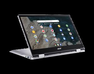 ACER Chromebook Spin 513, NX.HWZEX.002, 13,3 FHD touchscreen, Snapdragon Kryo 468, 8GB RAM, 64GB eMMC, Qualcomm Adreno 618, ChromeOS, laptop