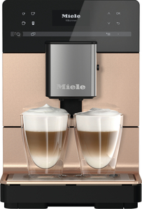 Miele aparat za kavu CM 5510 Silence zlatno rozi  PP