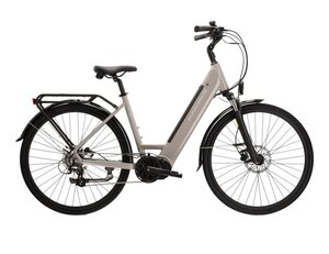 KROSS električni bicikl Trans Hybrid LS 2.0 siva, vel.S