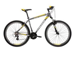 KROSS bicikl MTB Hexagon 2.0 27 sivo/žuti, vel.L