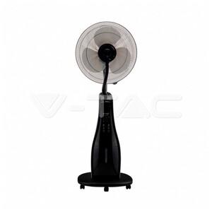 V-TAC ventilator s raspršivačem vodene maglice 80W VT-8217-3