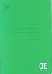 Bilježnica Arcobaleno/One color, A4, kvadratići, meki uvez plastične