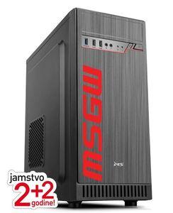 MSGW stolno računalo i3 i211