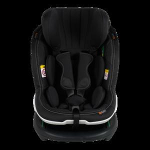 BeSafe autosjedalica iZi Modular X1 i-Size  (61-105 cm), Crna unutrašnjost automobila