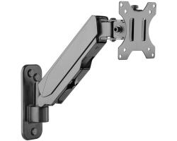 Roline VALUE zidni nosač za monitor, 4 spoja, Pivot, nosivost 8kg, crni