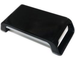 Roline postolje za monitor, Acryl, crno