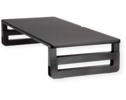Roline VALUE postolje za monitor/prijenosnik, podesivo po visini, crno
