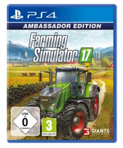 Farming Simulator 17 - Ambassador Edition PS4