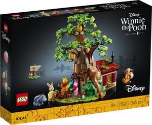 LEGO Ideas Medvjedić Winnie 21326
