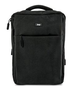 MS AGON D300, do 15,6, crna, ruksak