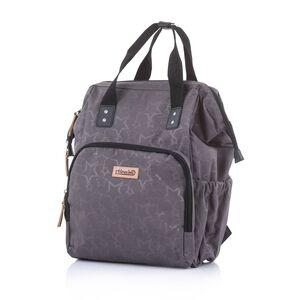 Chipolino torba za kolica - ruksak Asphalt