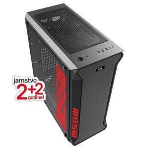 MSGW stolno računalo Gamer a241